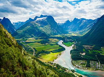 Åndalsnes, Norge