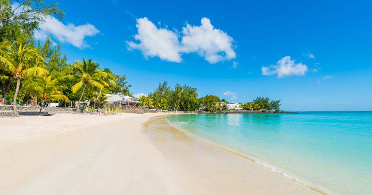 Upplev magiska Mauritius
