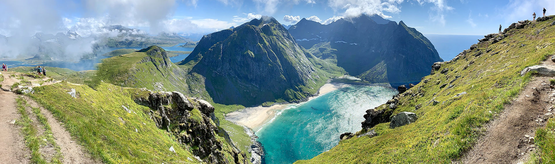 Ryten, Lofoten, Norway