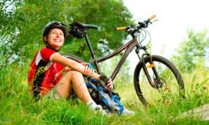 Rengör cykeln till vårsäsongen